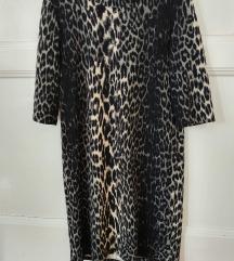 promod leopárdos ruha
