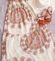 mandalás maxi ruha