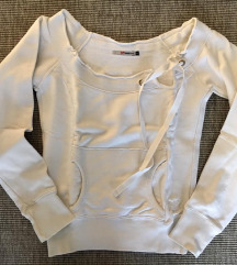 GAS fehér női pulóver