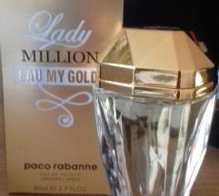 REPLIKA, Paco Rabanne:Lady Million Eau My Gold!