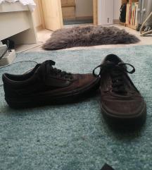 Fekete vans cipő