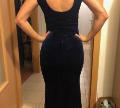 Envy sötétkék estélyi ruha