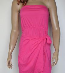 Új cimkés Pimkie rózsaszín csinos ruha, miniruha