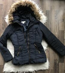 H&M karcsúsított fazonú kabát
