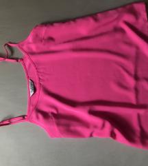 Neon pink top