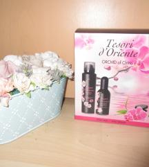 Tesori d'Oriente Orchidea  parfüm+ deó Új