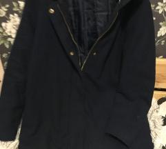 Szövet téli kabát