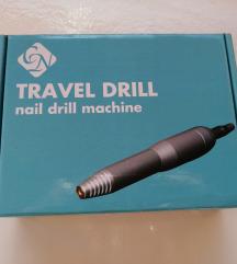 Crystal Nails Travel Drill csiszológép