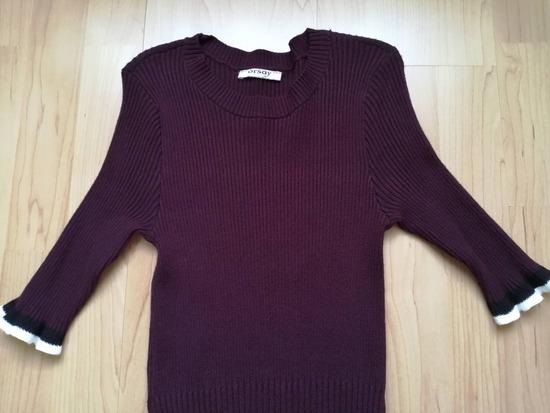 Új Orsay kötött ruha, 34-es