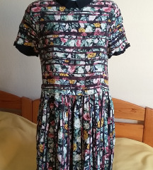 River Island mintás ruha, 40-es