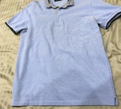 Zara férfi galléros póló