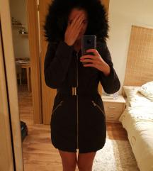 Csodaszép újszerű téli kabát h&m xs