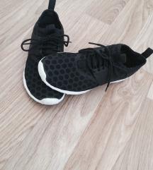 Eredeti Nike Juvenate fekete cipő női