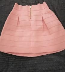 Rózsaszín szoknya