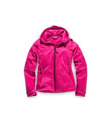 Pink softshell dzseki