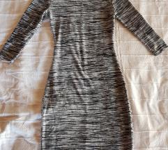 NEW LOOK vékony kötött midi ruha S