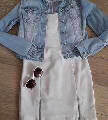 újszerű Zara mini bodycon ruha