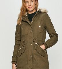 téli kabát parka S