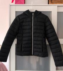 ÚJ Tally Weijl kapucnis dzseki kabát fekete