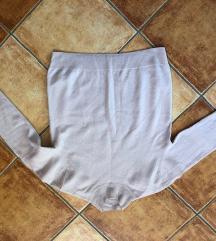 H&M Cashmere rózsaszín pulcsi pulóver