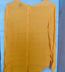 Sárga blúz