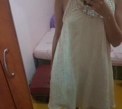 Csontfehér színű ruha