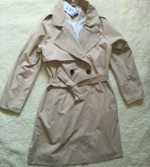 RESERVED új trench kabát 36