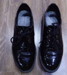 Graceland műlakk oxford cipő