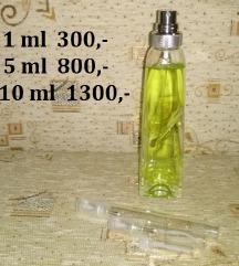 Mugler Cologne 1-5-10 ml fújósok