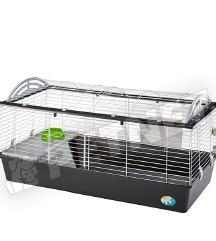 Felszerelt (kis)állat ketrec
