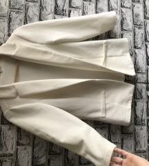 Fehér blézer S/M
