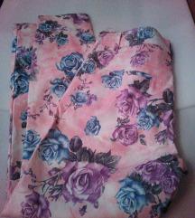 Új rózsás nadrág eladó