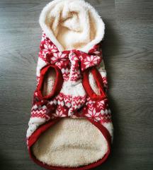 Téli meleg kisállat ruha