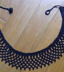 Fekete gyöngy nyaklánc 💎