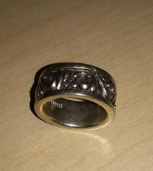 Használt ezüst gyűrű