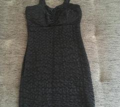 Party ruha fekete S