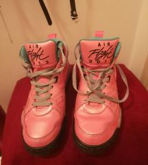 pink nike air flight 2013