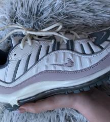 Nike air max 98 white violet