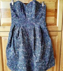 Apróvirágos ruha