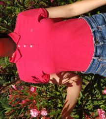 ESCADA pink piqué póló