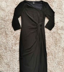 F&F fekete elegáns ruha