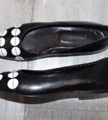 -breuninger- bőr balerina cipő /38,5/
