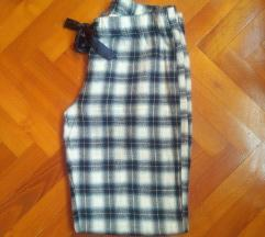 H&M kockás pizsama alsó XS