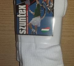 3 pár pamut zokni