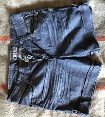 Komblen női kék rövid farmernadrág 10.