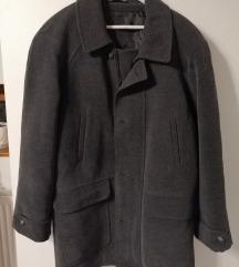 Férfi szövet kabát