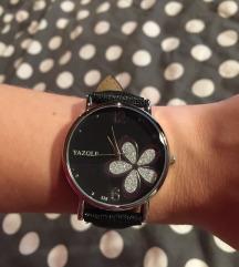 Virágos óra
