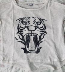 Tally Weijl tigrises lenge felső