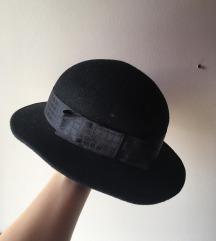 Fekete vintage kalap