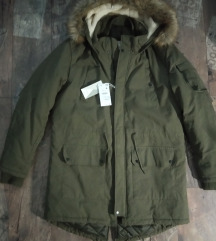 Új!Bershka XL-XXL férfi kabát